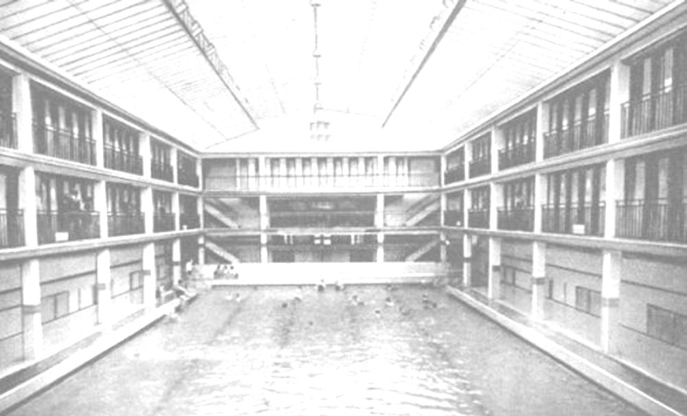 piscine molitor paris france site m moire